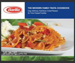 barilla pasta cookbook