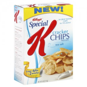 Special k cracker chips coupon canada