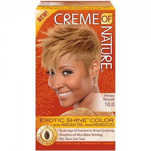 exotic shine hair color