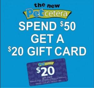petcetra gift card