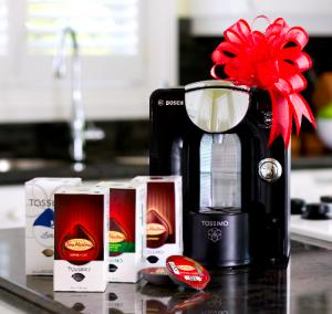 Win Tassimo Gift Pack