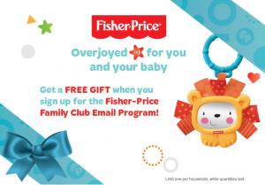 fisher-price-free-gift