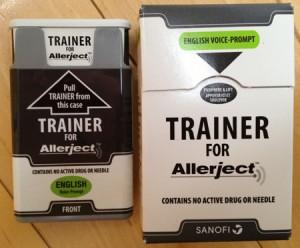 Allerject-trainer