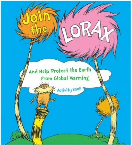 lorax-activity-book
