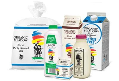 organic meadow milk