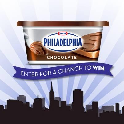 philadelphia cream cheese contest tfs