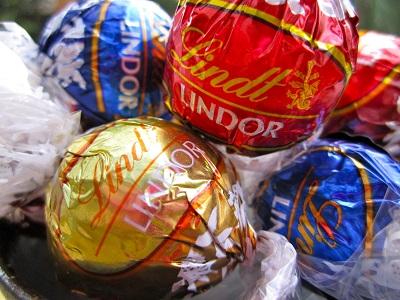 Lindor-truffles-chocolate