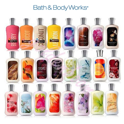 Bath and body works uk