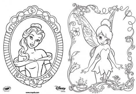 Free Crayola Coloring Pages