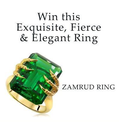 zamrud ring