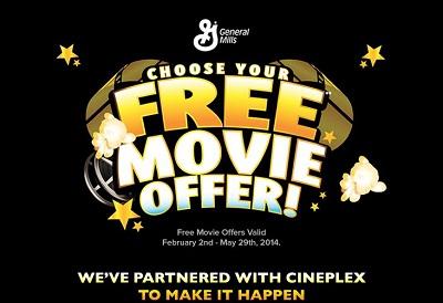 free movie general mills