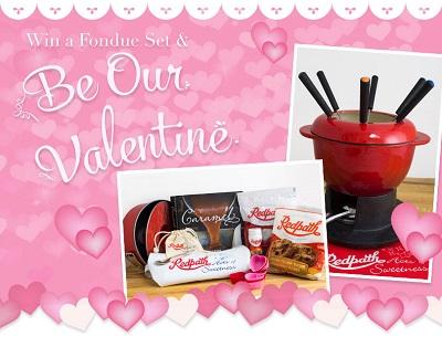 redpath sugar valentines contest