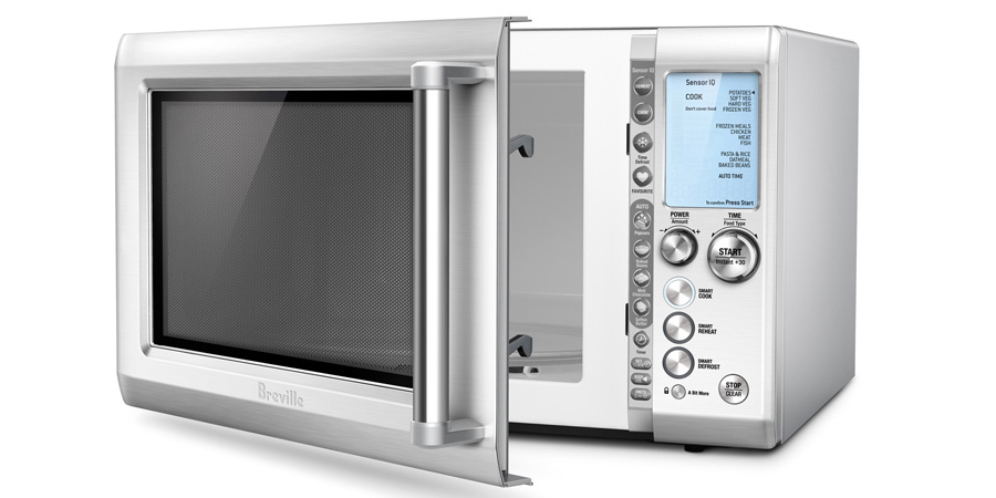 target market for selling microwave oven