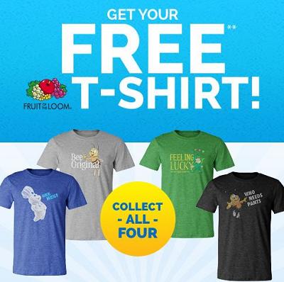 general mills tshirts