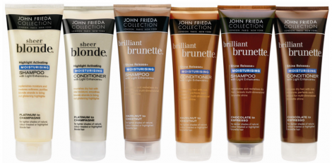 john frieda products 2