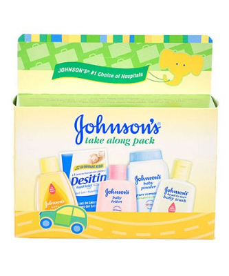 johnson & johnson sample pack2