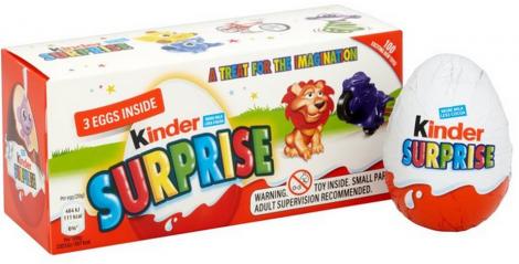 win free kinder surprise eggs. Black Bedroom Furniture Sets. Home Design Ideas