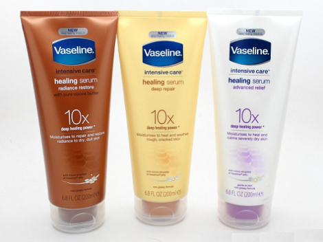 vaseline intensive care coupons