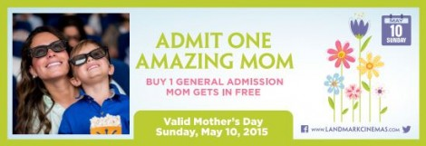 landmark mothers day deal
