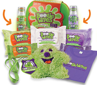 boogie wipes sleeve-kit