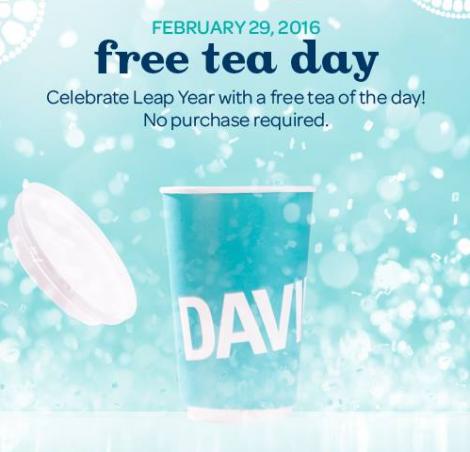 free-davidstea-leap-year