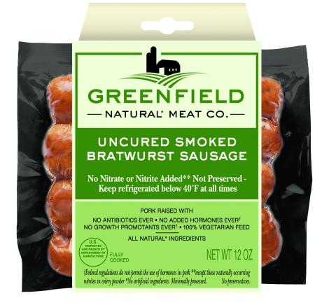 GREENFIELD NATURAL MEAT CO