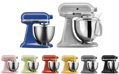 Win Kitchenaid Artisan Mini Stand Mixer