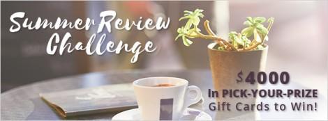 chick advisor summer review challenge