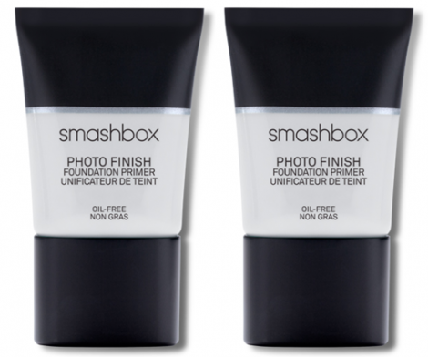 * Free Smashbox Primer Sample available only in Canada. ** This Offer shall run between 9am ET on February 15th, and 12pm ET on February 20th, or until the supply of 15, Photo Finish Classic Primer samples runs out.