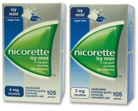 Nicorette gum 100 count only $23. 98 at walmart ~ high | get free.