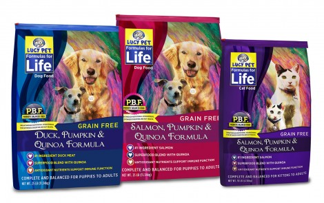 lucy pet formula samples