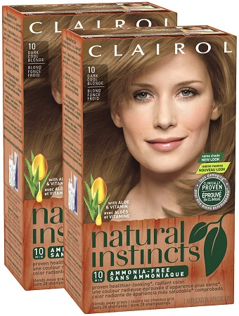 clairol natural instincts2
