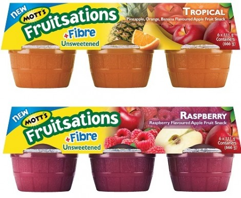 motts fruitsations testing