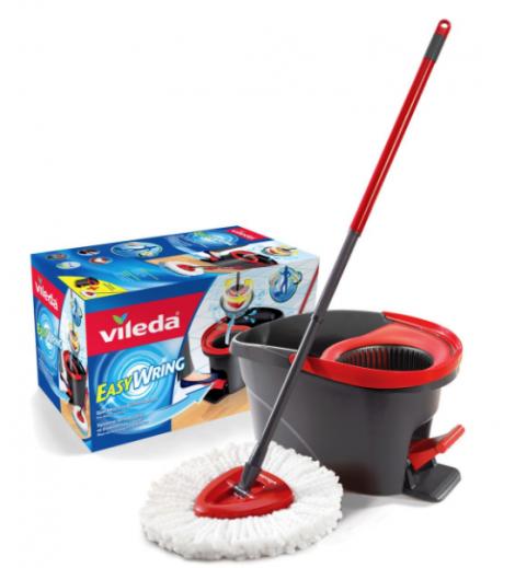 vileda spin mop2