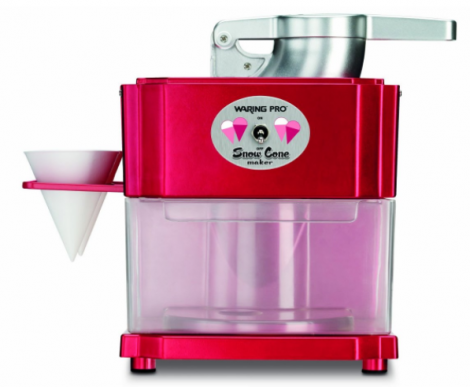 waring pro snow cone maker2