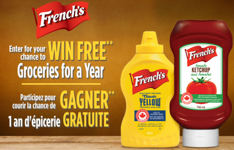 frenchs contest