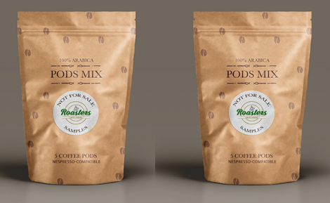 roasters pods